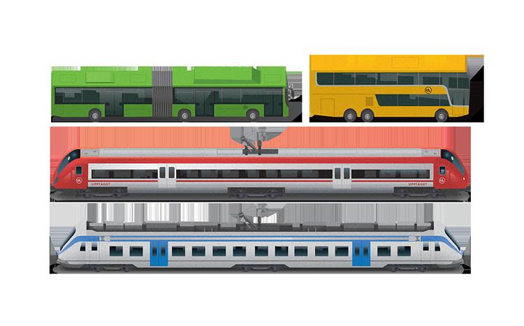 köpa biljett tåg skånetrafiken